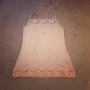 Tops - Blush pink camisole. Size 0